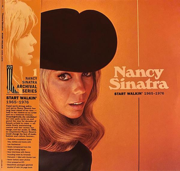 Le Disque du Mois DJ Barney Nancy Sinatra