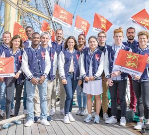 Région Normandie Team Normandie JOP Tokyo 2020 Sports