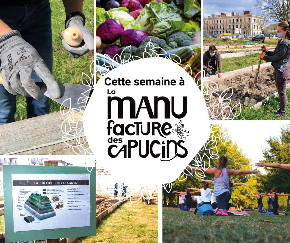 Chronique Vernon Toujours + weekend à la manufacture