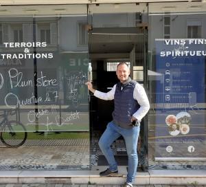En Villz O Plum_Store Nouvelle Boutique David Gallienne Epicerie FIne Cuisine Top Chef
