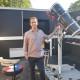 La Rencontre Thomas Nicolazo Astrophysicien Observatoire de Vernon Campus de l_Espace Gaël Musquet
