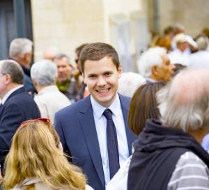 François Ouzilleau, Maire de Vernon