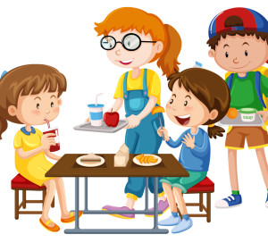 illustration enfants rentrée vernon