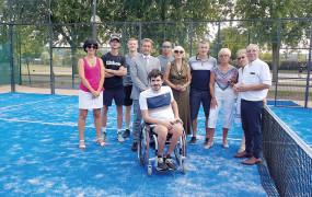Tennis Club de Vernon Le Padel au service de tous !