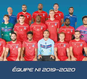 SMV Handball Un objectif : la remontée en Proligue