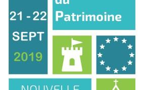 Journées du patrimoine Vernon 2019