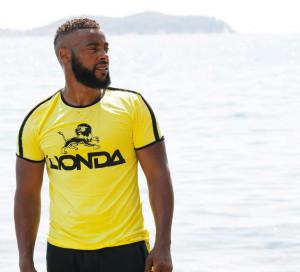 Avec son logo en forme de lion, Lionda souhaite se tailler une place au sein des marques de sportswear.