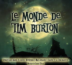 Danny Elfman Le Monde de Tim Burton (Silva France)