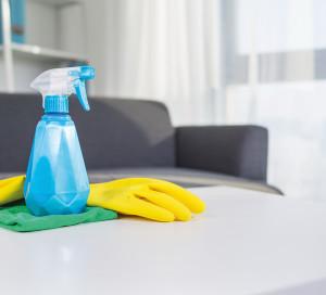 Spray nettoyant multi-usages anti-bactérien