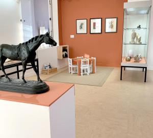 L'art animalier achève sa mue Musée de Vernon