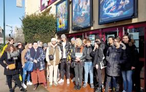 Le cinéma et la médiathèque de Vernon ont organisé des séances pour les lycéens.