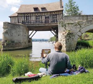 vieux moulin vernon nouvelle normandie tourisme