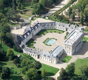 Photo colonne OT p17 chateau de bizy