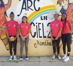 photo article sport jeunes hand