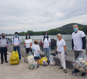 Photo remplacement p6 world cleanup day