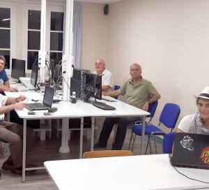 Depuis les années 80, le Club Microtel initie les Vernonnais à l'informatique, la bureautique et la domotique. Le samedi 5 septembre, l'association organisait des portes ouvertes.