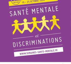 SNA est partenaire de la 31e édition des Semaines d'informations sur la santé mentale (SISM) qui se tiendront du 10 au 25 octobre. Cette année, les SISM analysent les liens entre la souffrance psychique et les discriminations.
