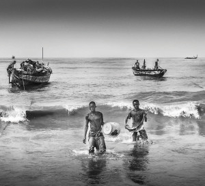 Photojournalisme - Or FIAP - GARCIA REDONDO Antonio - Presa en mano - Espagne