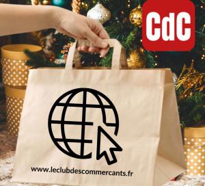 CDC Club des Commerçants Lancement Site Internet Click _ Collect
