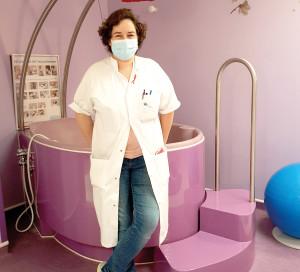 La Rencontre Docteur Hélène Muszynski Cheffe de Service Maternité Gynécologie Obstétrique
