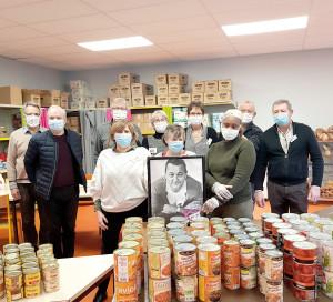 Associations Les Restos du Coeur Lancement campagne d_hiver Solidarité Alimentaire Crise sanitaire