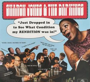 Le Disque du Mois DJ Barney Sharon Jones and the Dap Kings