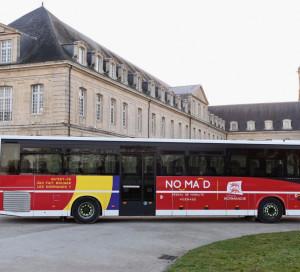 Région Normandie Gratuité Transports NOMAD Vaccination COVID Cars Trains
