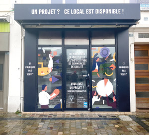 Annonce Lauréat Appel d_Offres 8 place de Gaulle Commerce