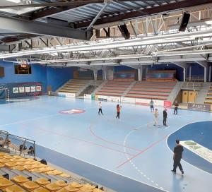 Sports SMV Handball Match for Green De¦üveloppement Durable Ecologie