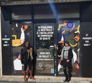 Préemption 8 Place de Gaulle Les Gourmandises de Vernon