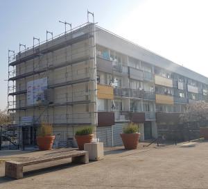 Valmeux Travaux Logements Sociaux MonLogement27 Rénovation Energétique QPV