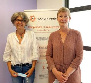 Association PLANETH Patient Espace Santé Valmeux Education thérapeutique QPV