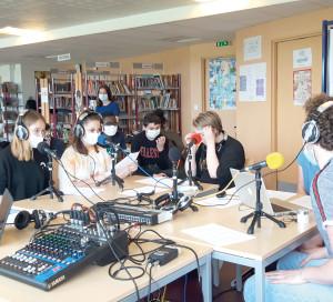 Culture Résidence Journaliste Raphaël Badache Médiathèque Education aux Médias