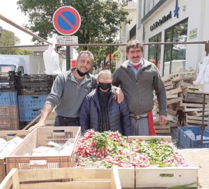 Le Choix de la Rédac Emmanuel Laurent Marché Maraîchage Légumes