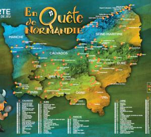 Office de Tourisme Grand Jeu été En Quête de Normandie